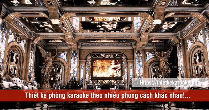 Thiet Ke Karaoke Da Dang Phong Cach